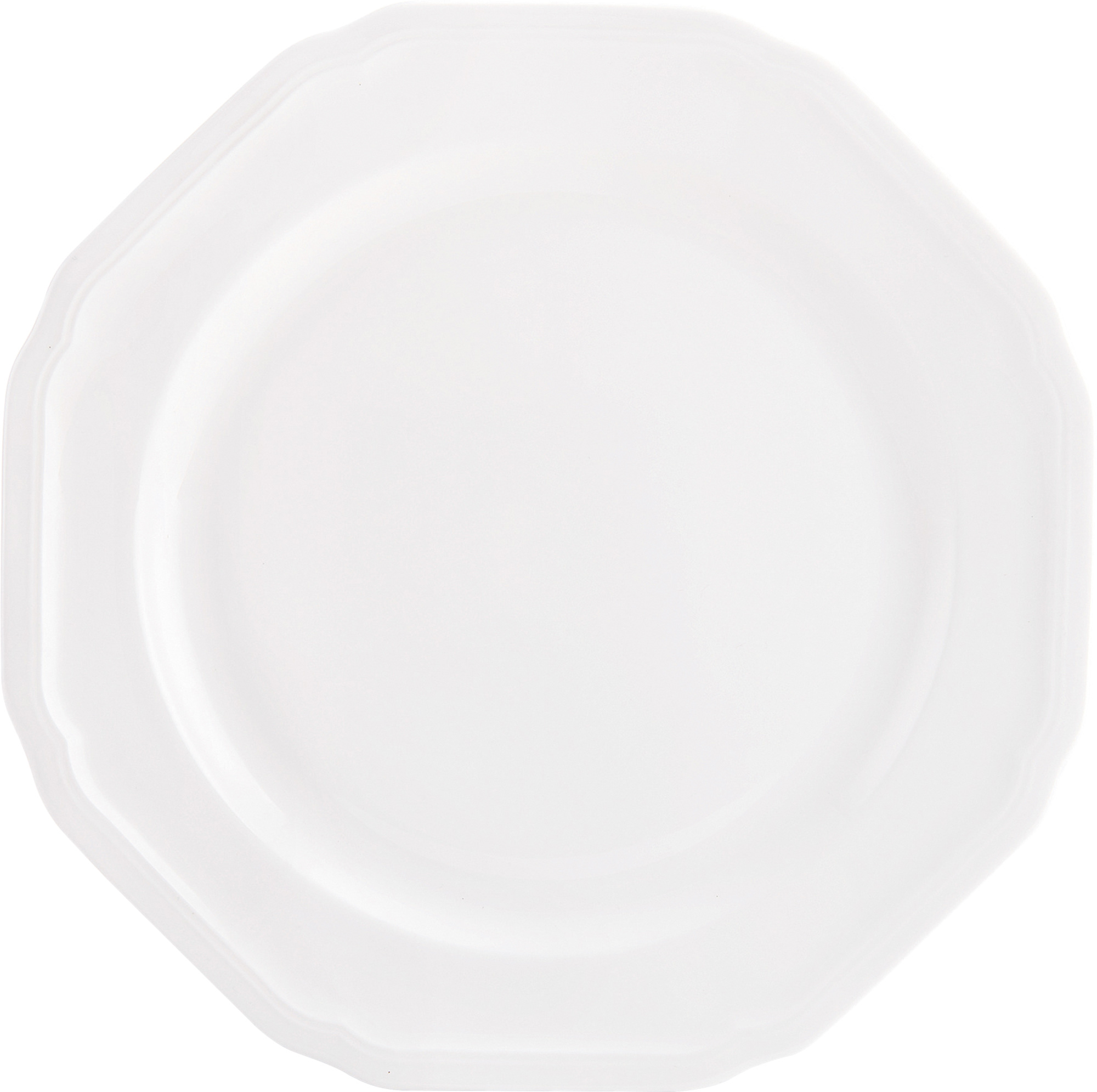 Mikasa Antique White 10.5 Dinner Plate