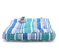 M By Mikasa Into The Blue Outdoor Cushion