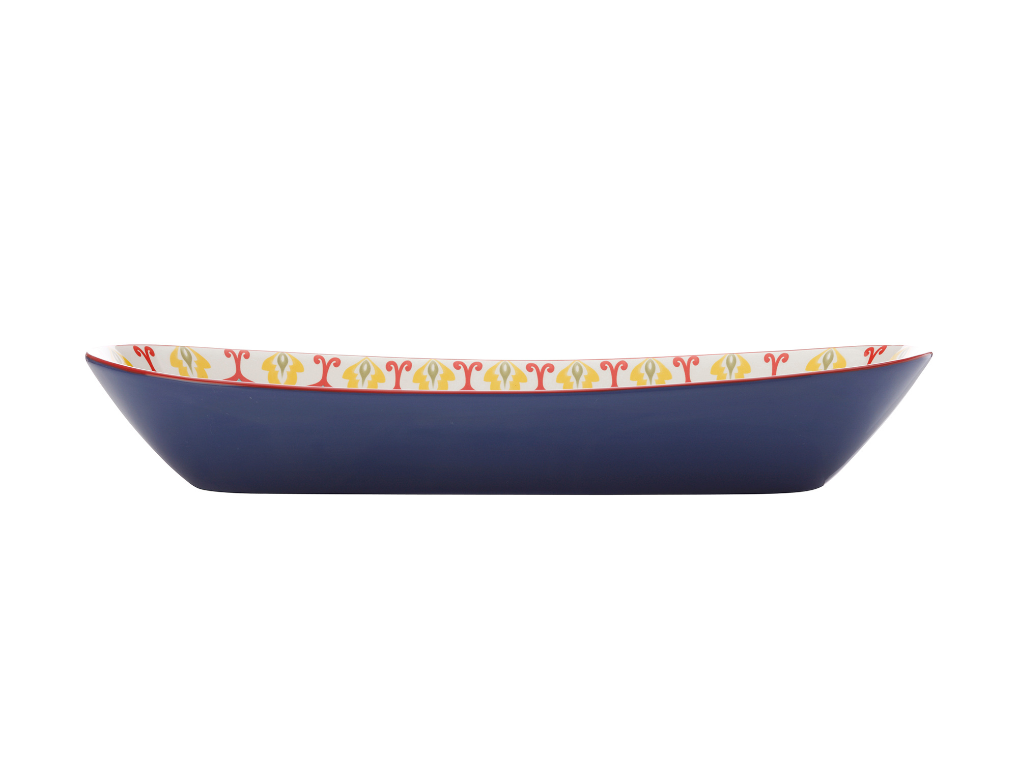 Maxwell & Williams Lanka 43X22Cm Oblong Bowl Gift Boxed