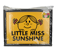 Mr Men Little Miss Sunshine Pigtails Laptray