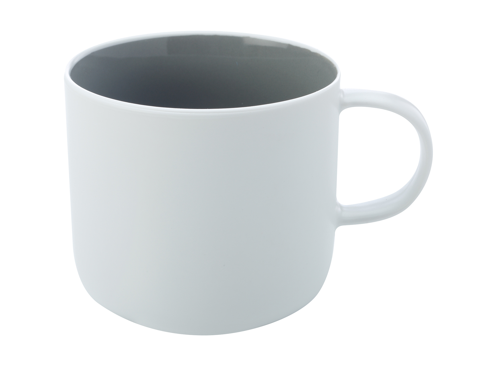 Maxwell & Williams Tint 440Ml Mug Charcoal