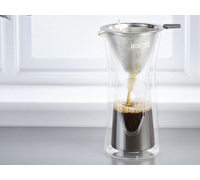 La Cafetiere Edited Premium Double Walled Glass Drip Filter
