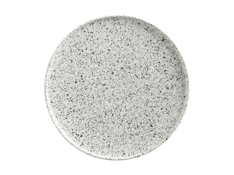 Maxwell & Williams Caviar Speckle 24.5Cm High Rim Plate