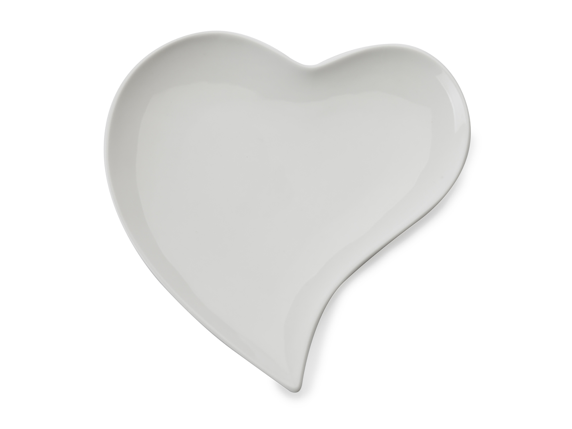 Maxwell & Williams White Basics Heart 21Cm Bowl