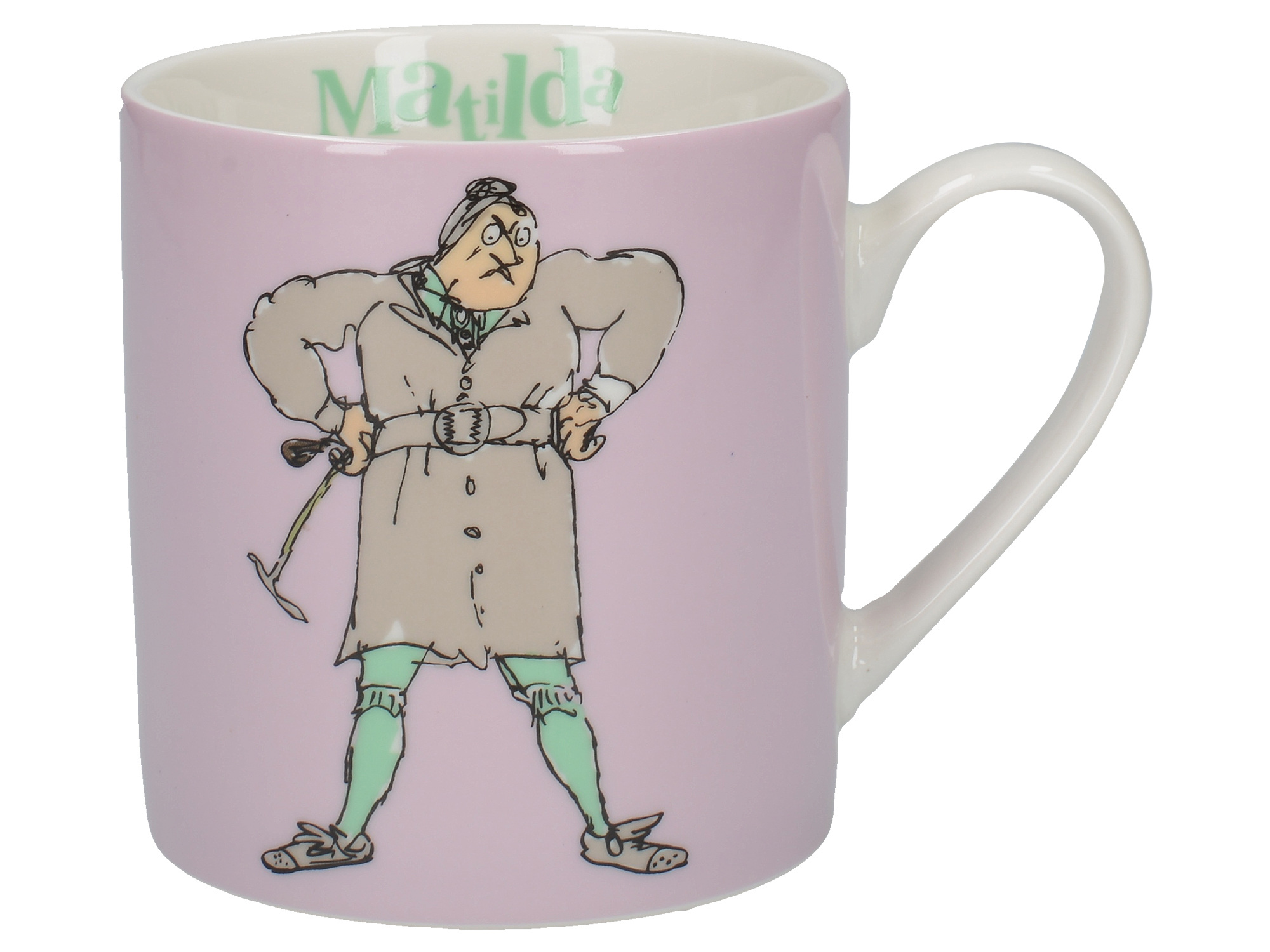 Roald Dahl Matilda Mrs Difficulty Can Mug