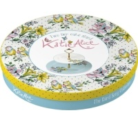 Katie Alice Bird Song 2 Tier Cake Stand