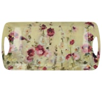 Creative Tops Wild Field Poppies Small Luxury Handled Tray