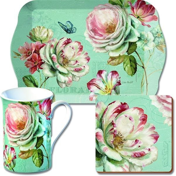 Creative Tops Romantic Garden Time For Tea Gift Set