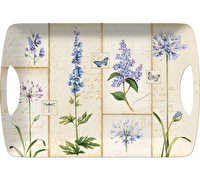 Creative Tops Etude De Fleur Large Luxury Handled Tray