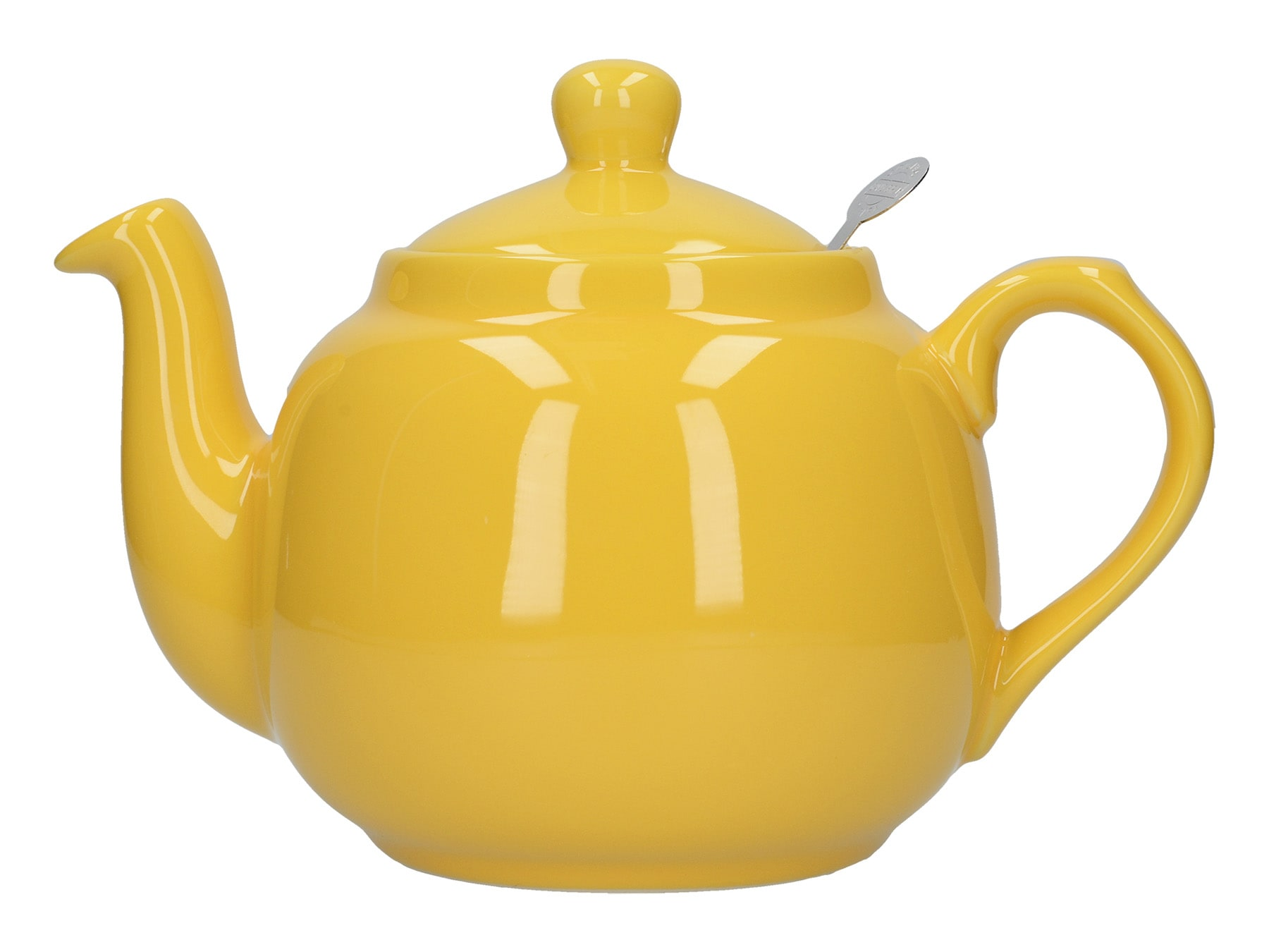 London Pottery Farmhouse 4 Cup Teapot New Yellow