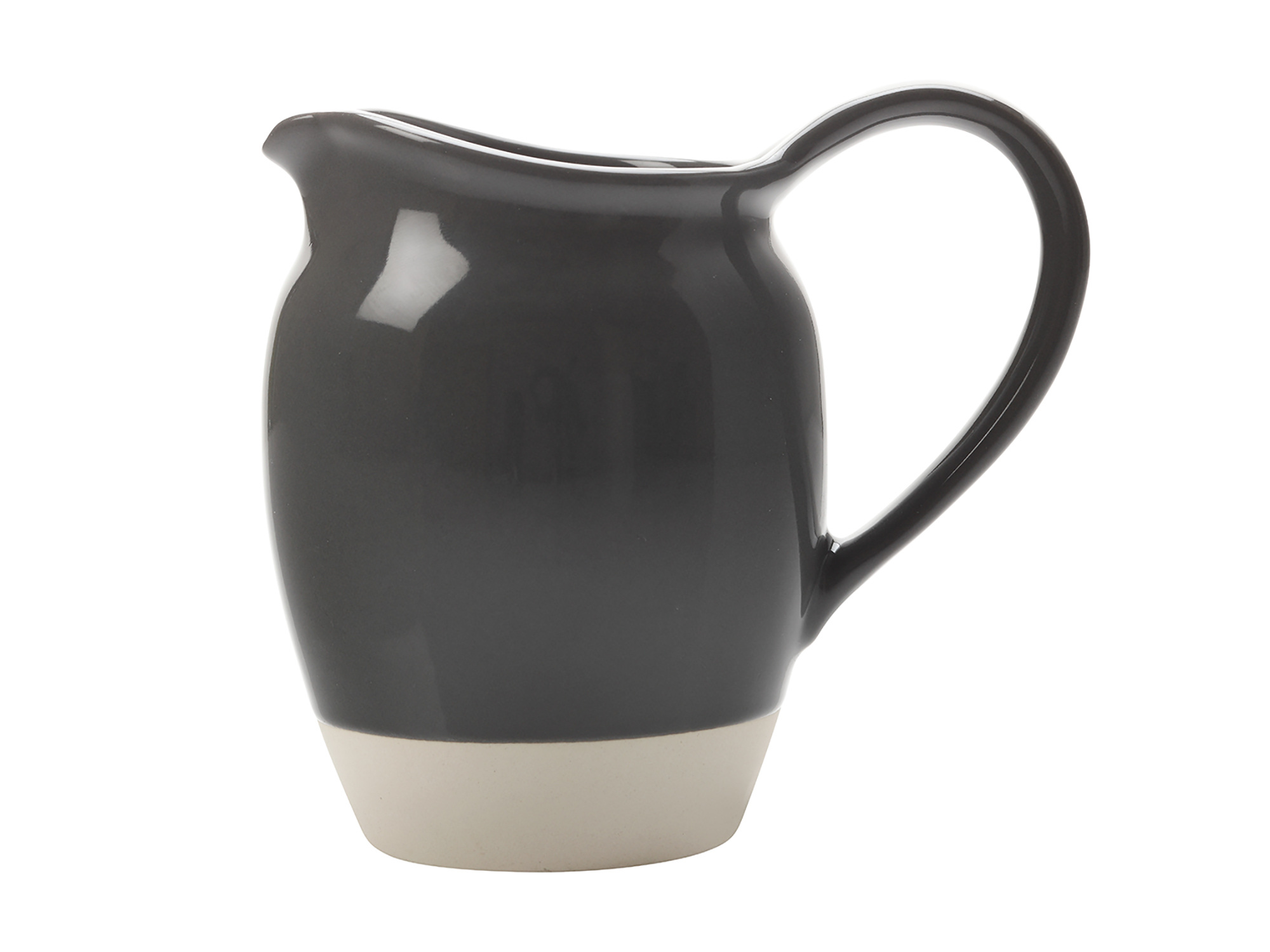 Maxwell & Williams Artisan 380Ml Jug Charcoal