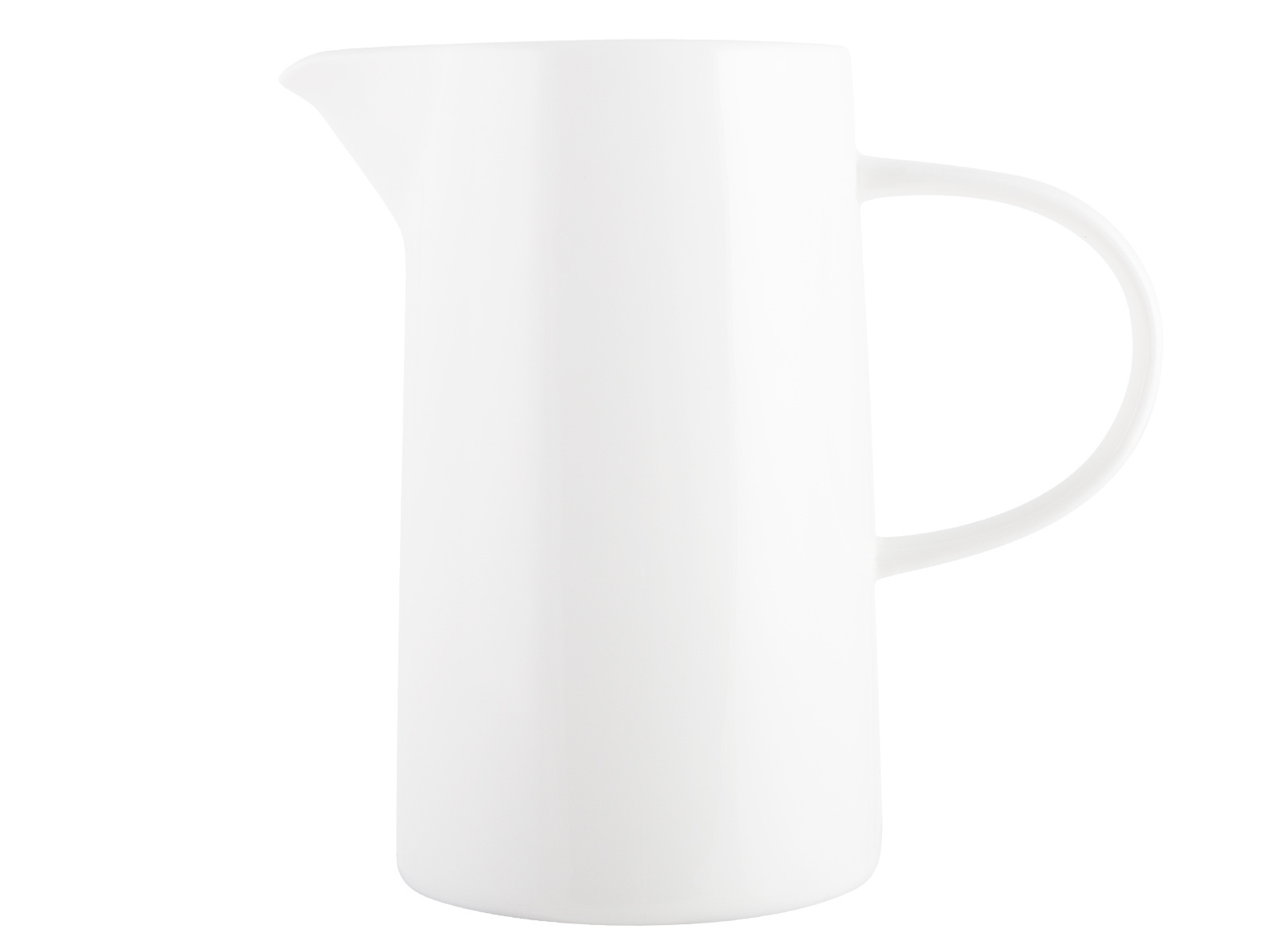 M By Mikasa Whiteware Ridged Jug