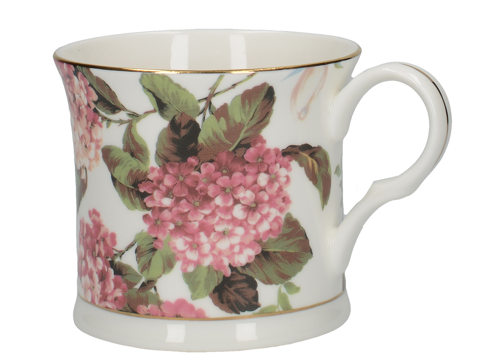 Creative Tops Summer Hydrangea Palace Mug White
