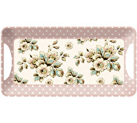 Katie Alice Cottage Flower Small Luxury Handled Tray