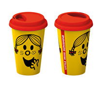 Mr Men Little Miss Sunshine Travel Mug
