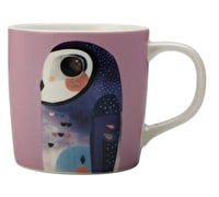 Maxwell & Williams Pete Cromer 375ml Mug Owl Gift Boxed