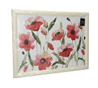 Creative Tops Watercolour Poppy Laptray