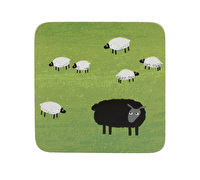 Creative Tops Woolly Mornings Pack Of 6 Premium Coasters