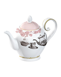 Photo of Katie Alice Cupcake Couture 6 Cup Teapot