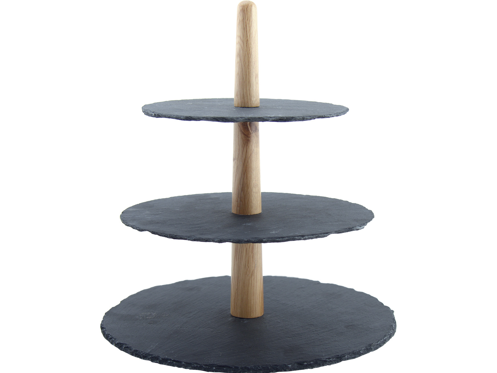 M By Mikasa Cocoon 3 Tier Cake Stand