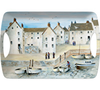 Creative Tops Cornish Harbour Large Handled Tray