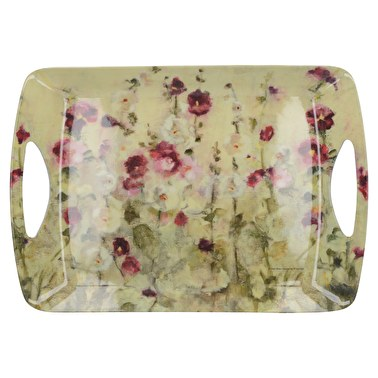 Creative Tops Wild Field Poppies Large Luxury Handled Tray