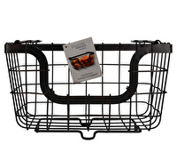 Mikasa Gourmet Basics General Storage Wire Basket
