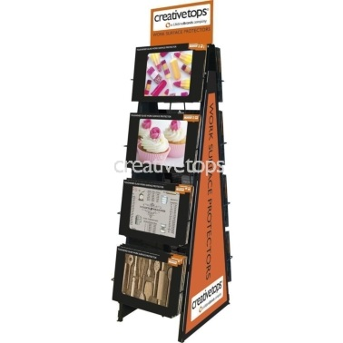 Floor Stand Unit Work Surface Protector Stand