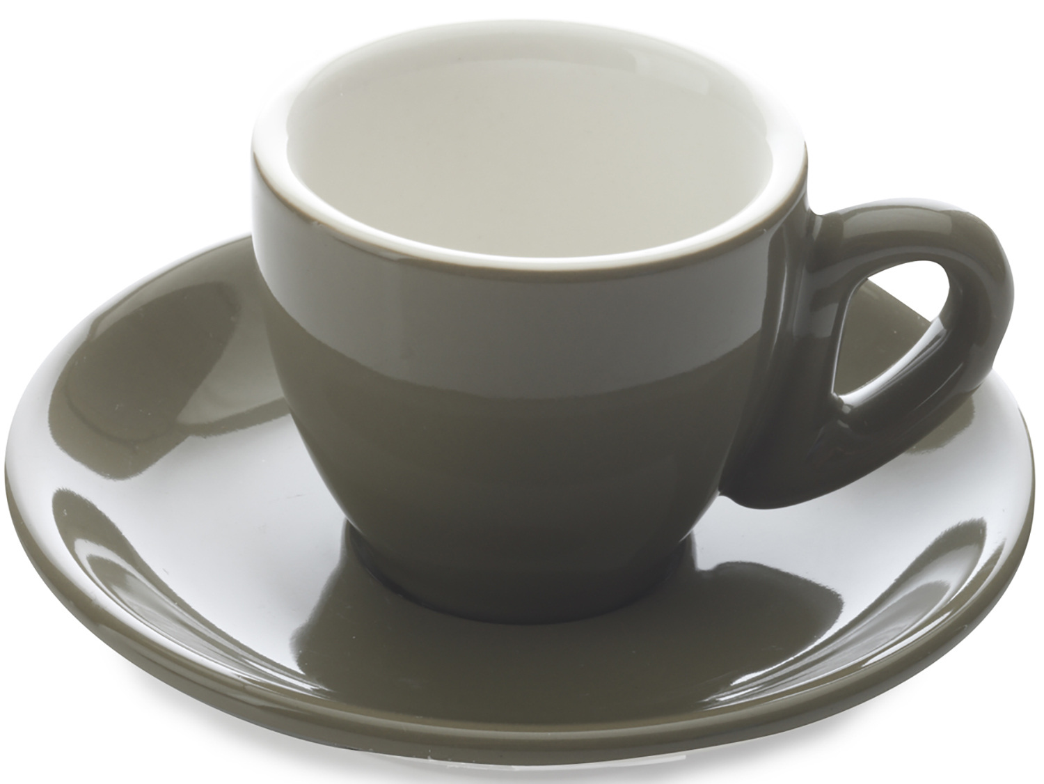 Maxwell & Williams Cafe Culture 70Ml Cup And Saucer Cachi