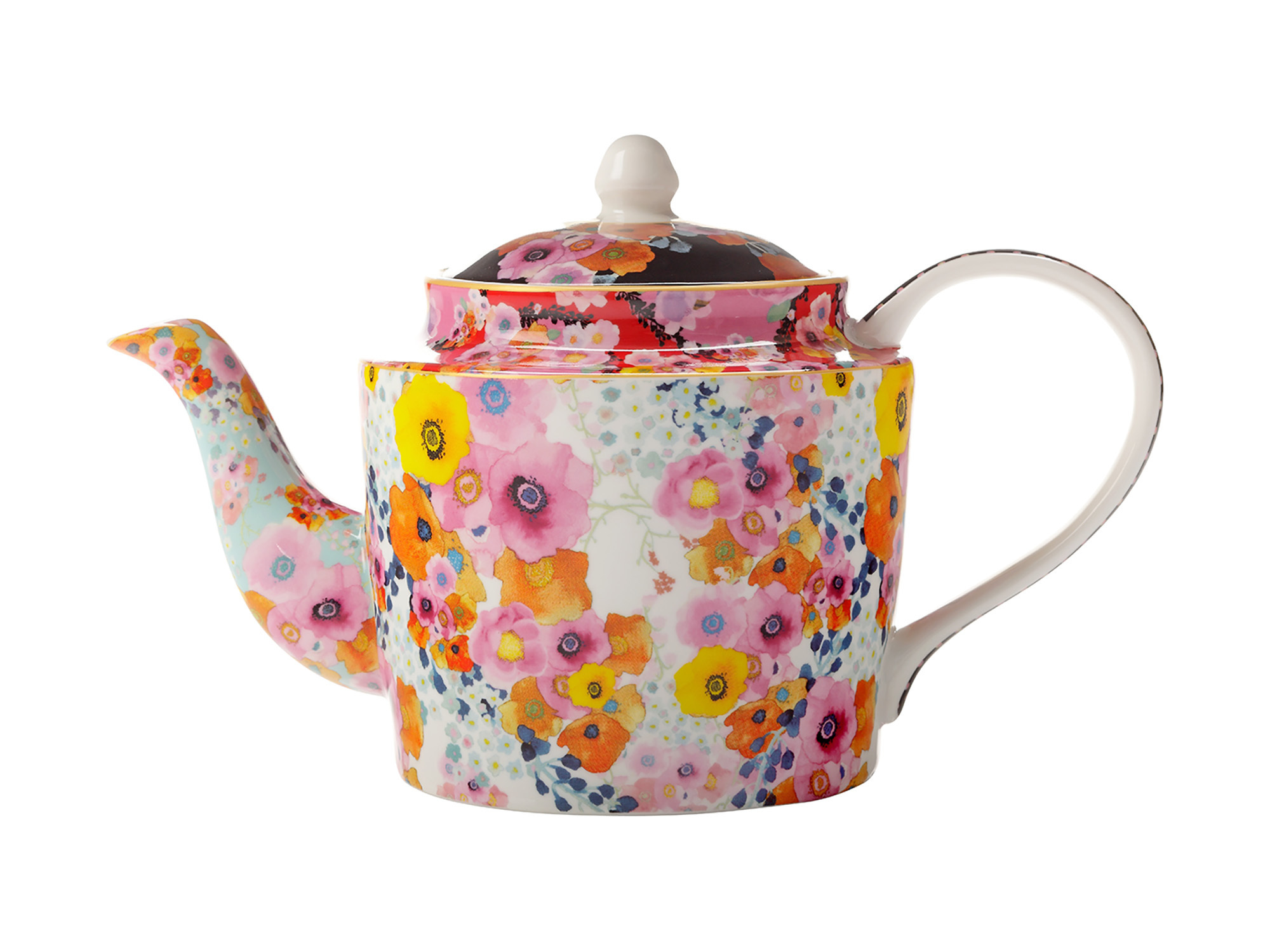 Maxwell & Williams Cashmere Bloems 750Ml Teapot Gift Boxed