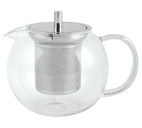 Randwyck Rose 1350ml Glass Teapot