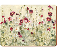 Creative Tops Wild Field Poppies Pack Of 4 Large Premium Placemats