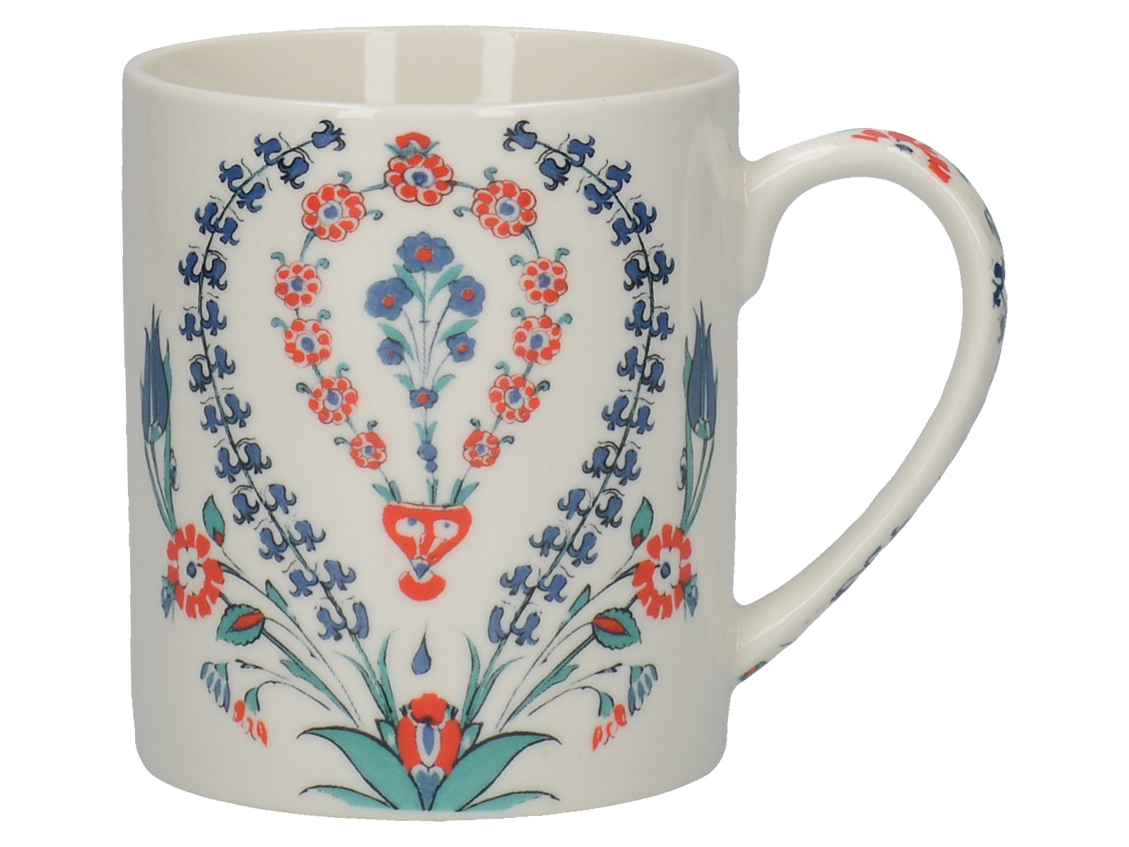 Victoria and Albert Iznik Hyacinth Can Mug