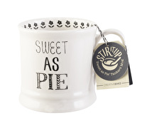 Creative Tops Bake Stir It Up Sweet As Pie Tankard Mug