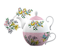 Katie Alice Bird Song Tea For One