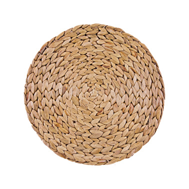 Creative Tops Water Hyacinth Pack Of 4 Round Placemats