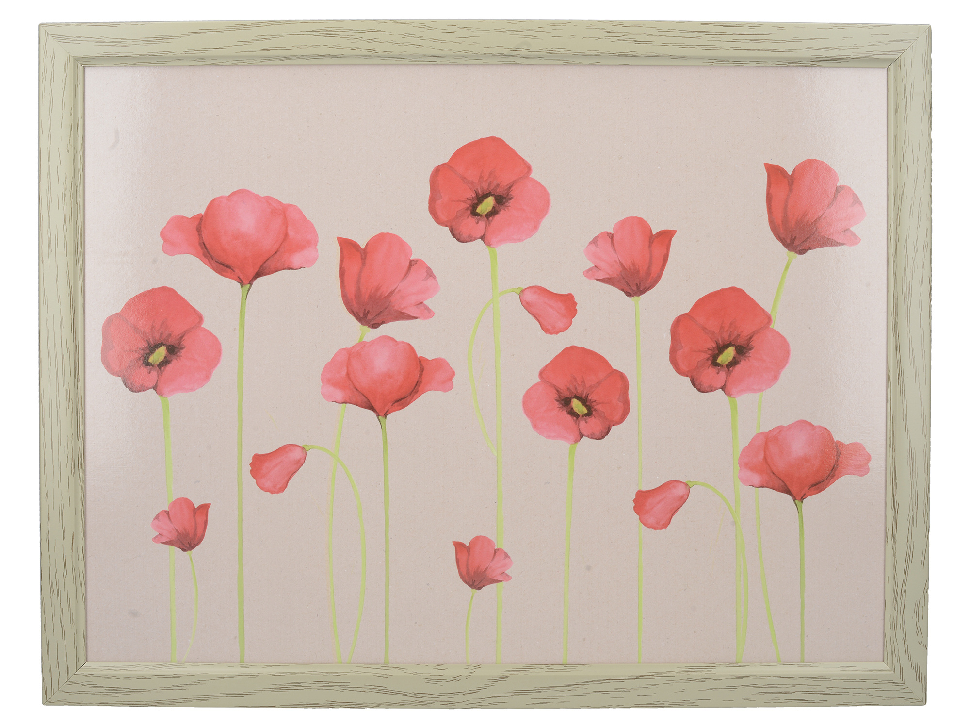 Everyday Home Papavero Poppy Laptray