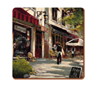 Creative Tops Cafe Pack Of 6 Premium Coasters