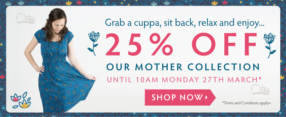 25% off Mother
