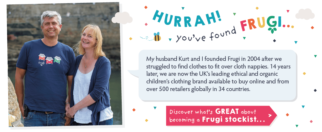 Become a Frugi stockist...