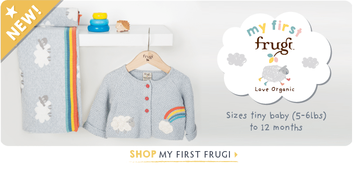 Shop My First Frugi
