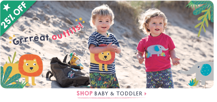 Shop Baby and Toddler