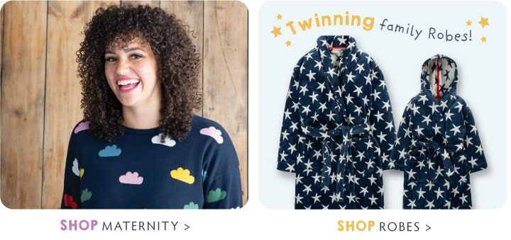 Shop Maternity & Towelling Robes