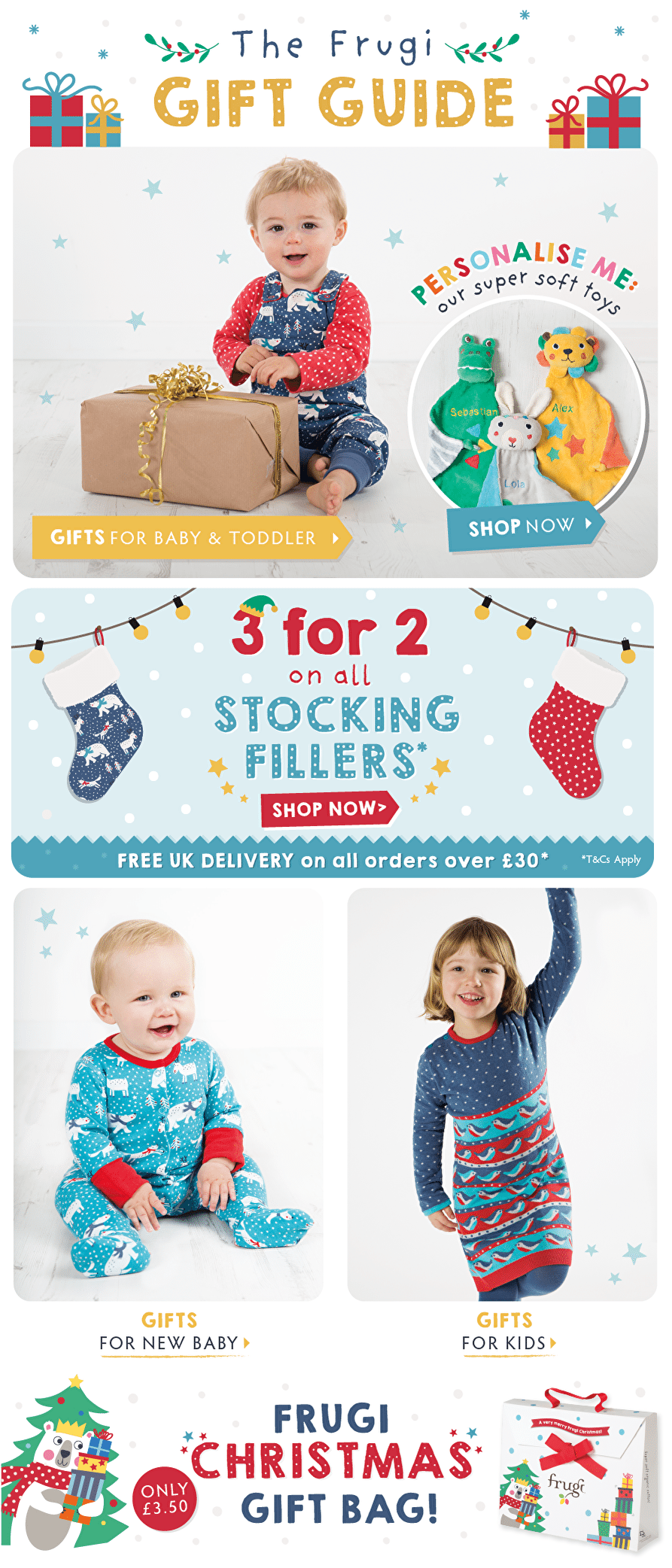 [B2C] 3 for 2 - Stocking Fillers - GIFTS
