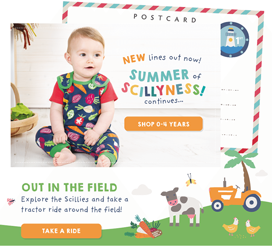 NEW lines out now! Shop Baby & Toddler!
