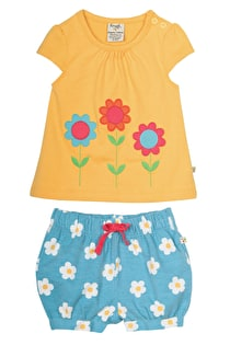 Kea Smock Top Outfit