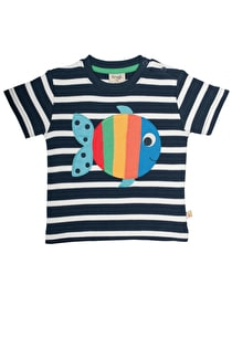 Little Fal Applique T-shirt