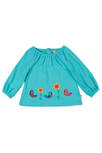 Annabel Applique Top