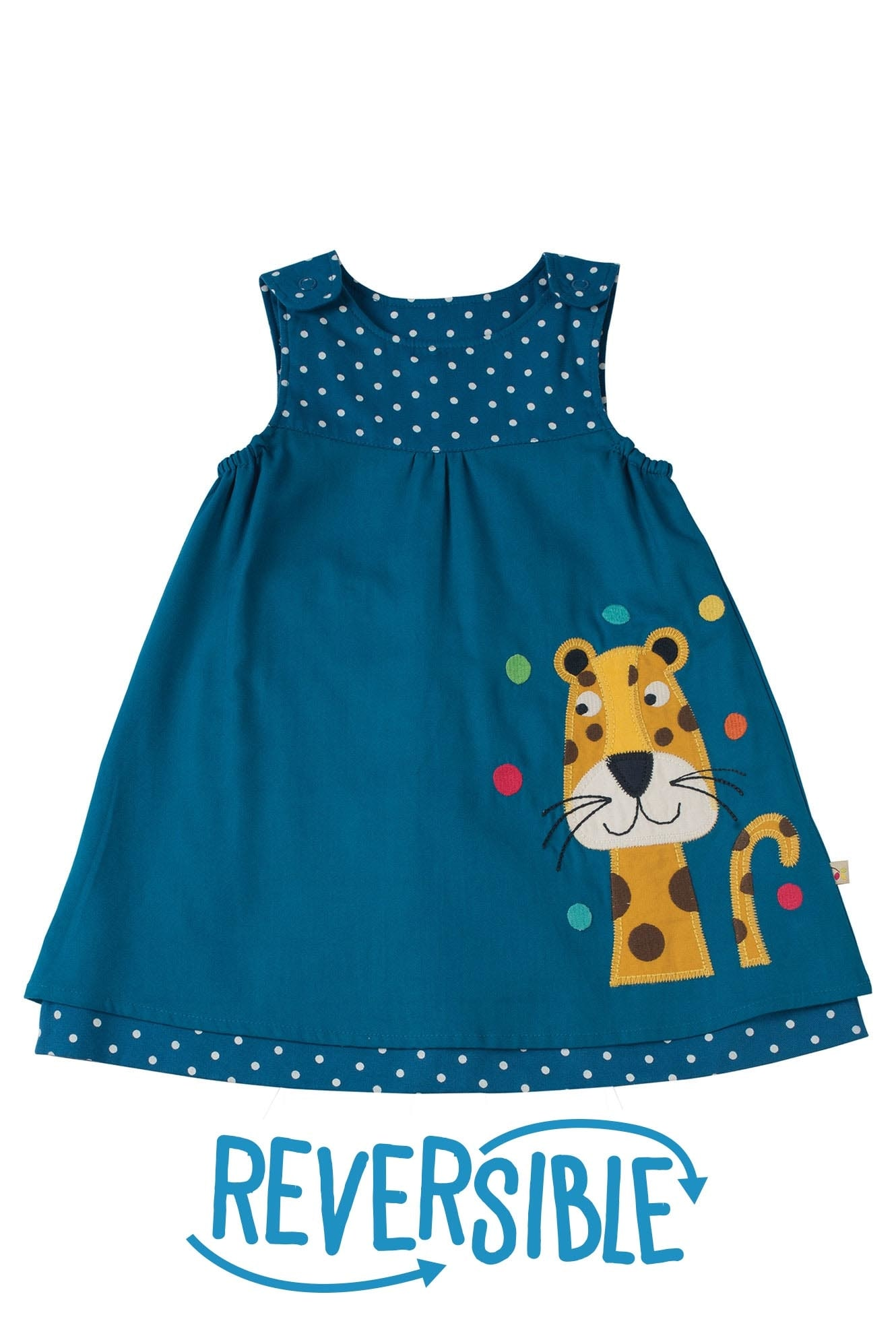 Stockists of Claire Reversible Dress