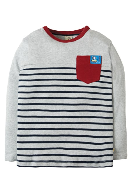 Peter Pocket Tee